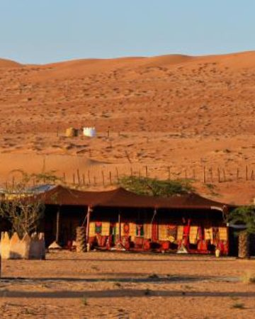 Desert Safari ~ Explore Wahiba Sands