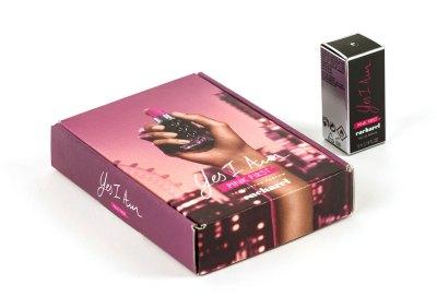 box échantillonnage marketing direct
