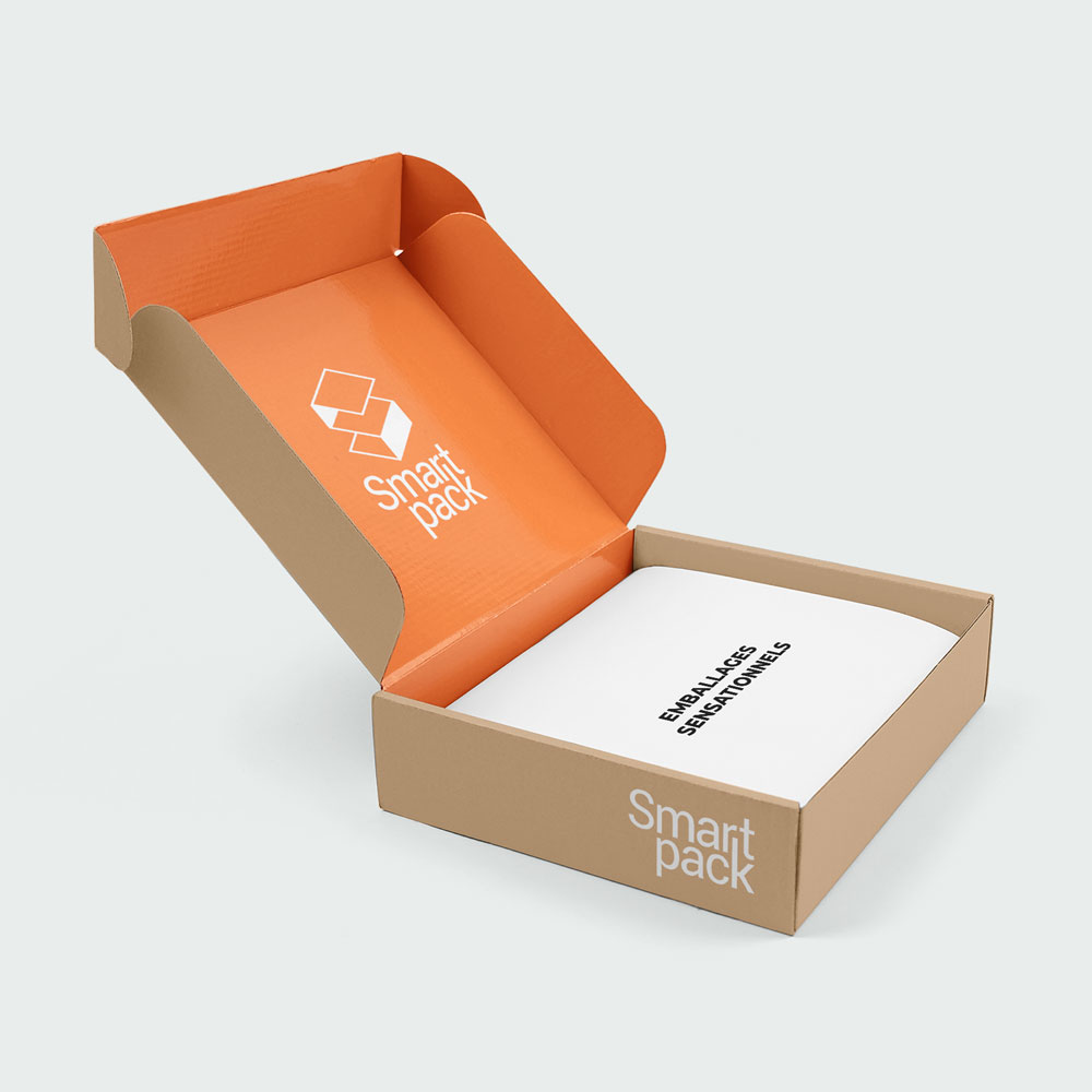boite carton personnalisée smartpack