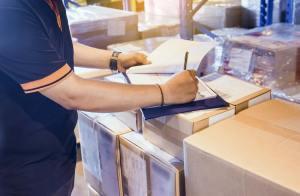 Fonctions de l'emballage : logistique