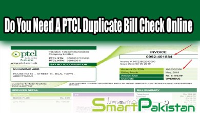 Do You Need A PTCL Duplicate Bill Check Online