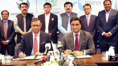 Telenor signs a contract with USF