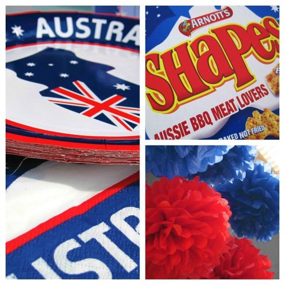 Australia Day Theme Party