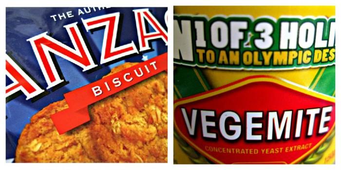 Australian Favourite Foods