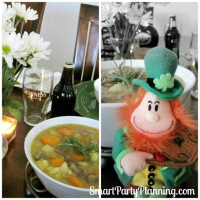 St Patrick's Day Theme Party Ideas