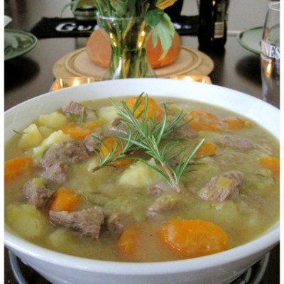 How To Make An Easy Traditional Irish Lamb Stew Recipe