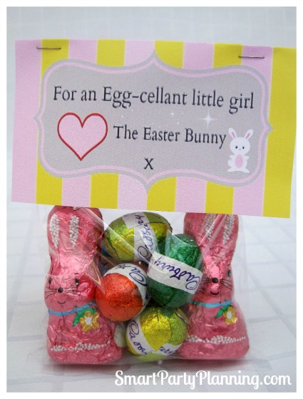 Easter Printables From The Easter Bunny