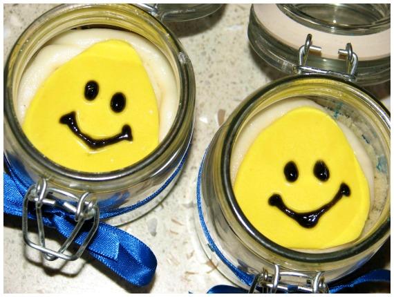 Bananas In Pyjamas Cupcake In A Jar