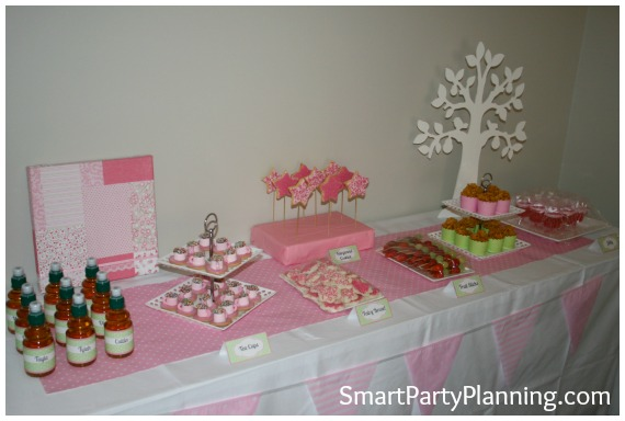 Tinkerbell Party Food Ideas