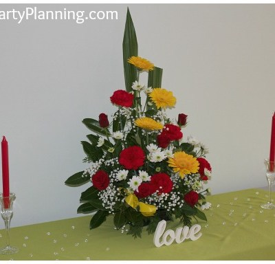 70s Theme Party 40th Wedding Anniversary