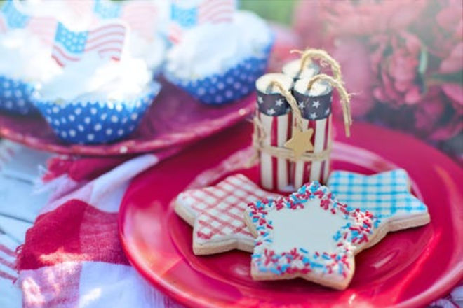 4th of July Party Food