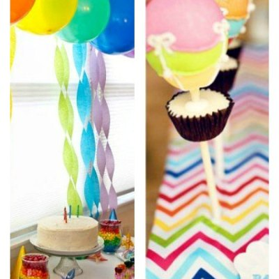 The Best DIY Rainbow Party Ideas The Kids Will Love