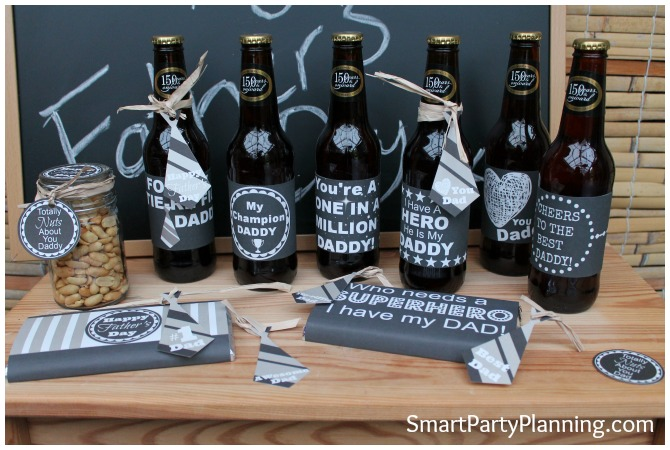 Fathers Day Printables - Chalk Board Collection