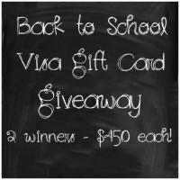 Win A $450 Visa Gift Card