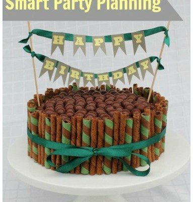 Happy 1st Birthday Smart Party Planning