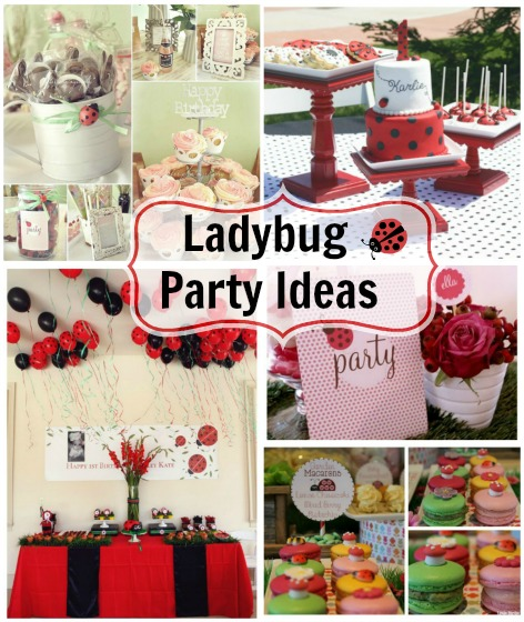 Ladybug Party Ideas