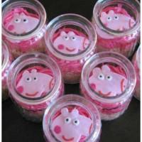 Peppa Pig Cupcakes