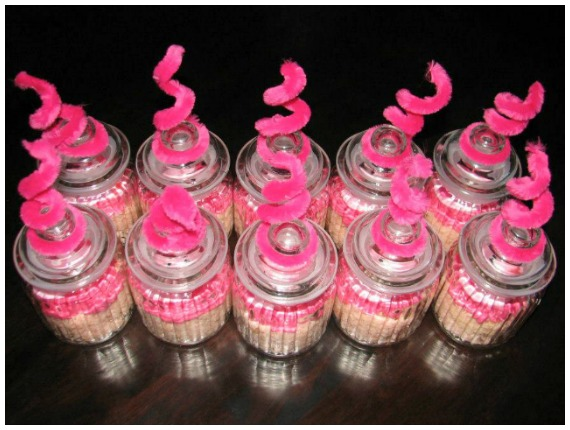 Peppa Pig Cupcake Tails