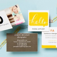 50% off Tiny Prints Business Cards