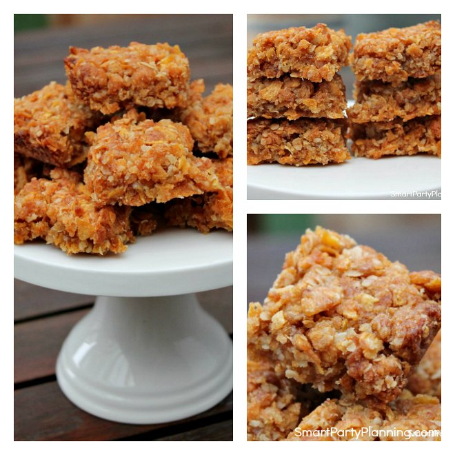 easy flapjack recipe for kids