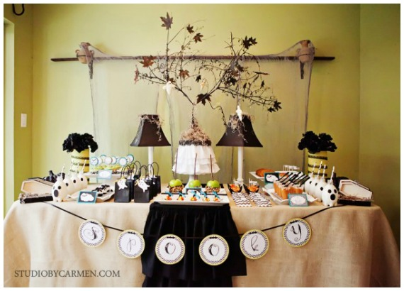 Sophisticated Halloween Party Themes