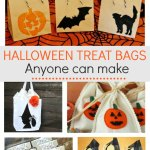 The Best DIY Halloween Treat Bags