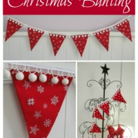 Christmas Bunting Giveaway