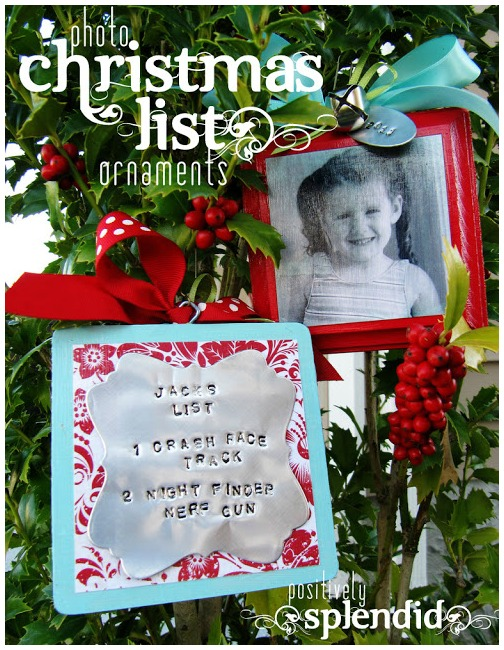 mod podge metal tag christmas list photo ornament-3