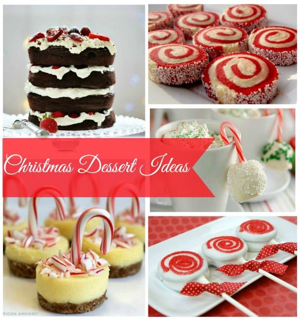 Christmas Dessert Ideas