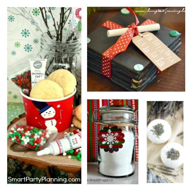 Quick handmade Christmas gifts