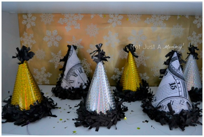 New Years Eve Party Hats