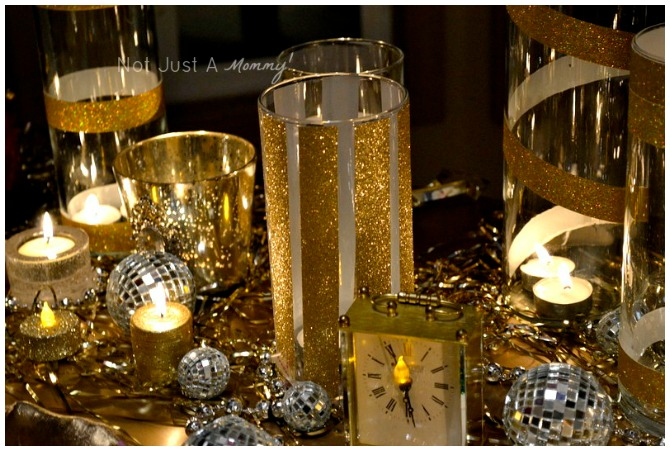Glitz And Glam Christmas Decorations