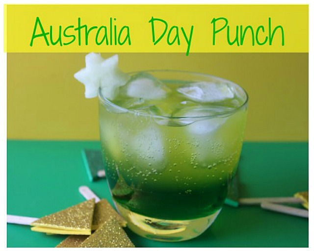 Australia Day Punch