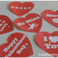 Valentines Free Printable Tags