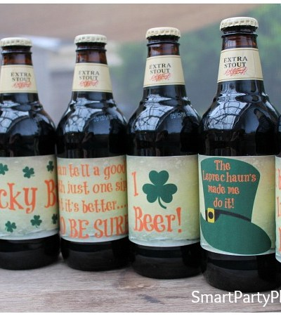 The Most Amazing Homebrew Beer Labels For St Patrick's Day