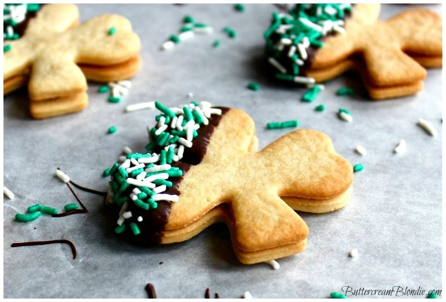 St Patrick's Day Desserts Bailey's Irish Cream