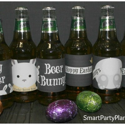 The Easter Gift Beer Labels Your Man Will Love
