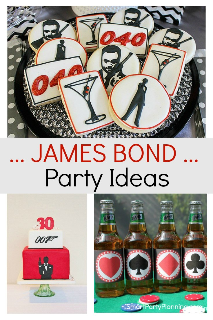 Party James