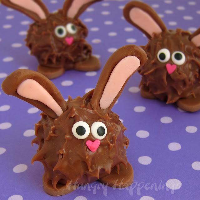 Chocolate Chubby Bunnies