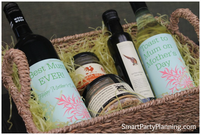 Mother's Day Wine Hamper