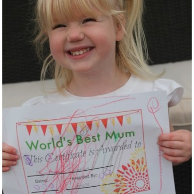 Awesome Free Printable Mother's Day Certificate For The Best Mom