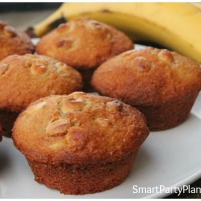 Banana Muffin Recipe The Whole Family Will Enjoy