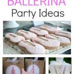 Delightful Ballerina Party Ideas