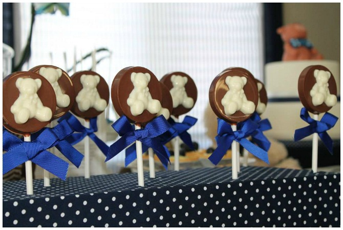 Teddy Bear Llollipops