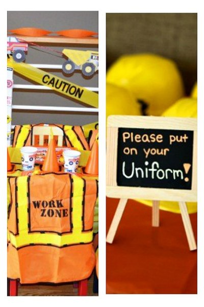 Best Construction Birthday Party Ideas