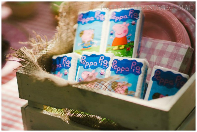 Peppa Pig Tissues