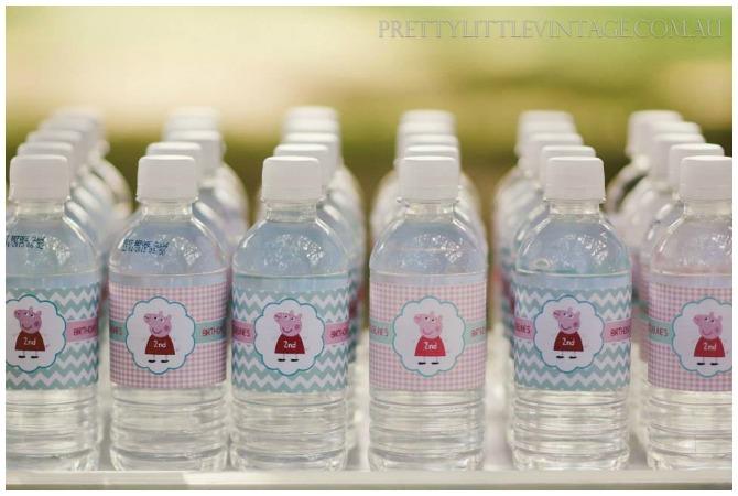 Peppa Pig Water Bottles