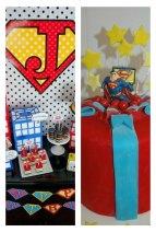 superman party ideas