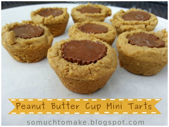 Peanut Butter Mini Cups