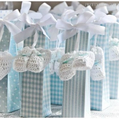 Beautiful Themed Raindrop Baby Shower